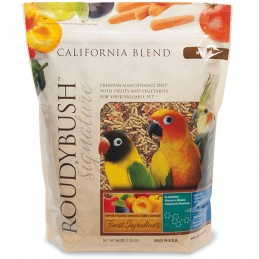 Roudybush california blend...