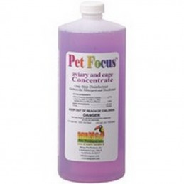 Pet focus concentré 32 oz