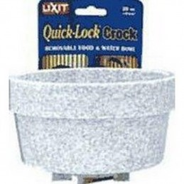 Quick lock crock 20 oz