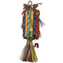 Rainbow pinata straight Med