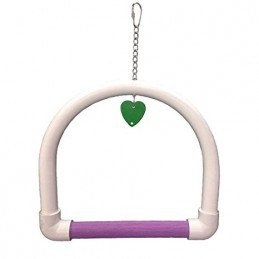 Pvc swing with toy-sm