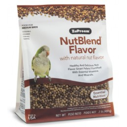 Zupreem nutblend-medium 2 lbs