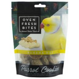 Birdie munchies-Banana nut