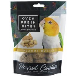 Birdie munchies-Peanut butter