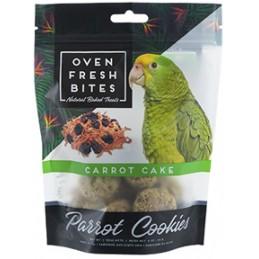 Birdie munchies-Carrot cake