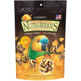 Nutri-berries Cheddar 10 oz