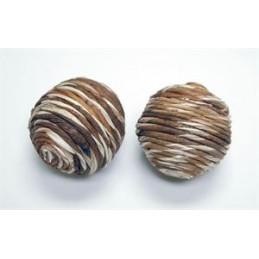 Boule en corde de sola 6cm