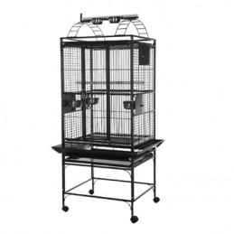 Cage HARI à toit avec aire...