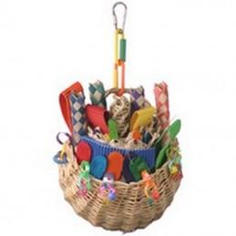 Foraging basket