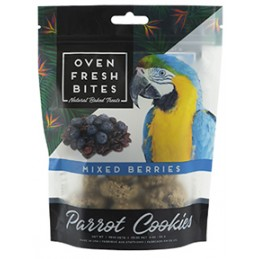 Birdie Munchies-Mixed berries