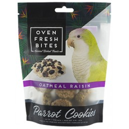 Birdie Munchie-Oatmeal raisin