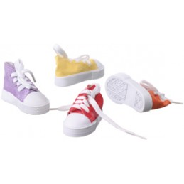 Sneakers foot toy