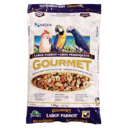 Hagen gourmet perroquets...
