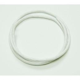 Corde de papier blanc 1/4''