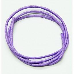 Corde de papier lilas 1/4''
