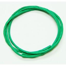 Corde de papier vert 1/4''