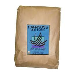 Harrison's lifetime coarse...