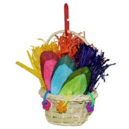 Mini foraging basket