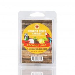 Cire-Coconut et lime
