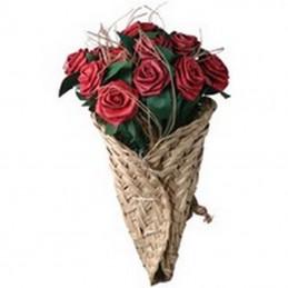 Bouquet de roses sm