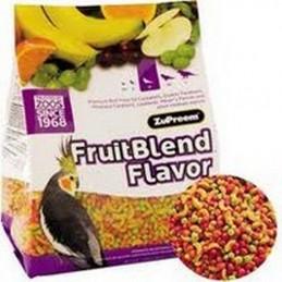 Zupreem fruitblend...