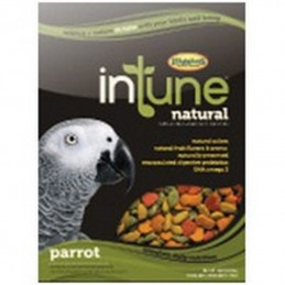 Intune natural perroquet 3 lbs