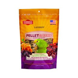 Pellet-berries perroquet 10 oz