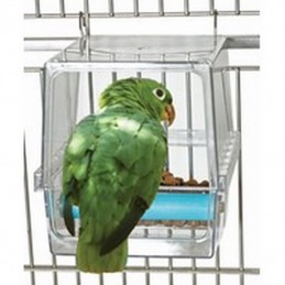 Parrot cafe seed corral LG