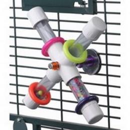 Kaleidoscope twirl toy-...