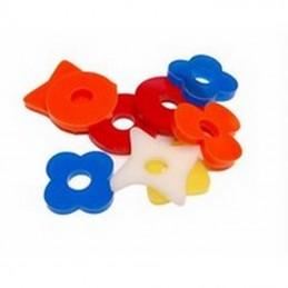 Pièces acryliques 1.25''