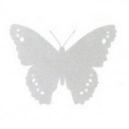 Alerte fenêtre papillon