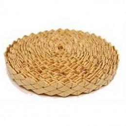Rouleau de feuille de palmier