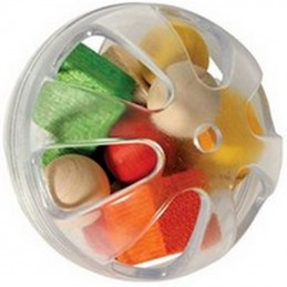 Buffet ball foot toy