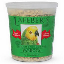 Lafeber's parrot pellets-5 lbs